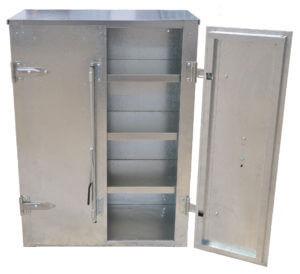 Locker 54 double door