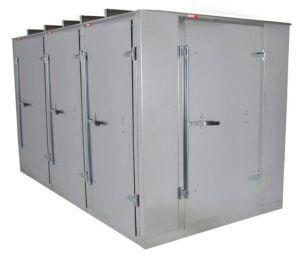 Modular side door
